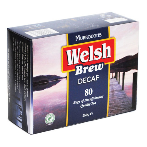 Welsh Brew Decaf Tea Bags