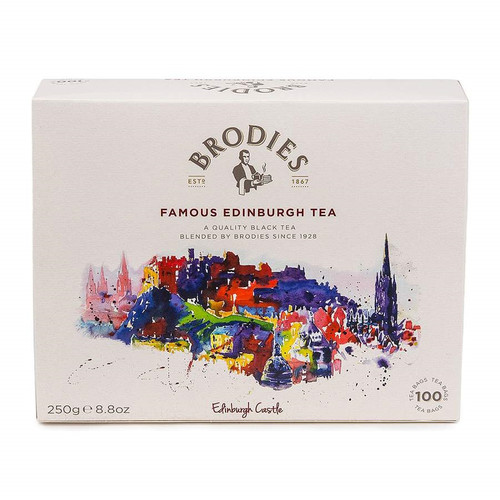 Brodies Famous Edinburgh Tea Bags