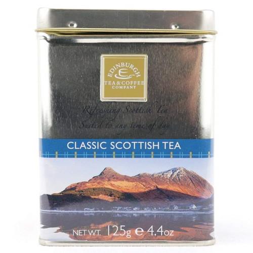 Edinburgh Tea Classic Scottish Loose Tea in Caddy