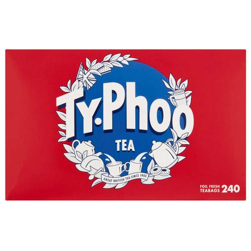 Typhoo 240 Tea Bags