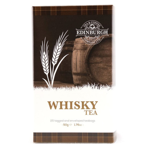 Edinburgh Whisky Tea Bags