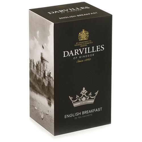 Darvilles English Breakfast Tea Bags