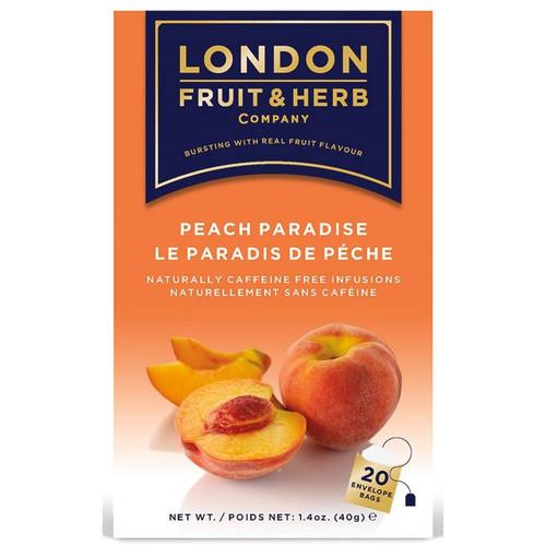 London Fruit & Herb Peach Paradise Tea Bags