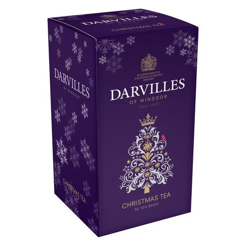 Darvilles of Windsor Christmas Tea Bags