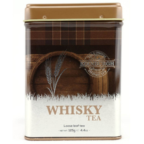 Edinburgh Whisky Loose Tea in Caddy