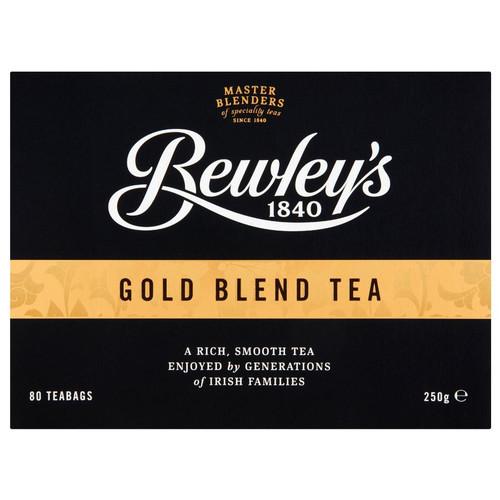 Bewleys Gold Blend Tea Bags