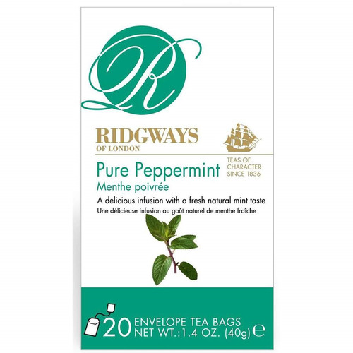 Ridgways Peppermint Tea Bags