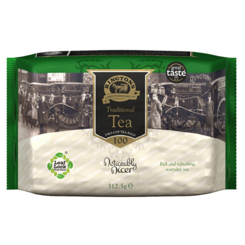 Ringtons Traditional Blend 100 Tea Bags