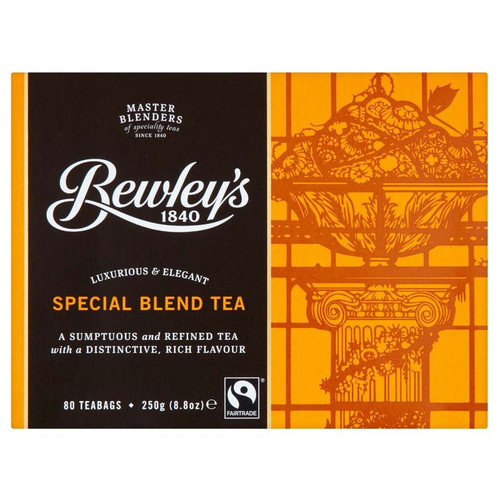 Bewleys Special Blend Fairtrade Tea Bags