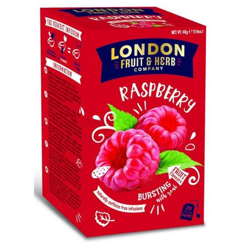London Fruit & Herb Raspberry Rendezvous Tea Bags