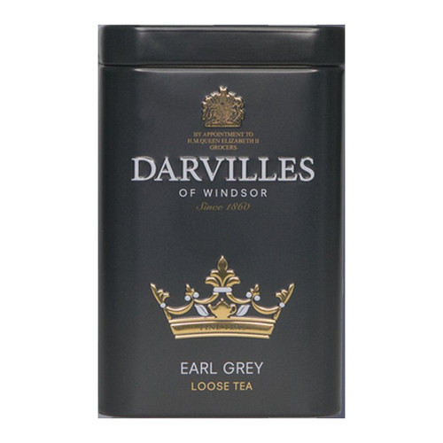 Darvilles of Windsor Earl Grey Loose Tea in Caddy