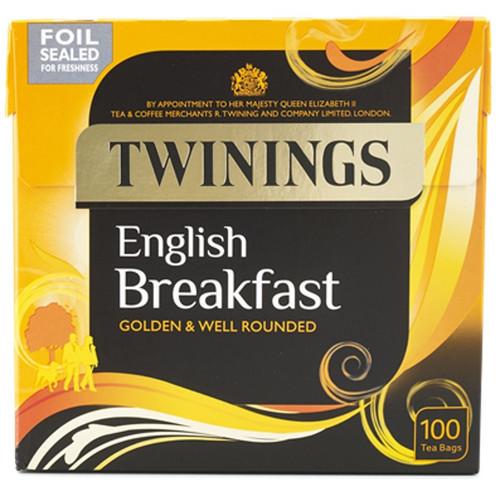 Twinings English Breakfast (UK) Tea Bags