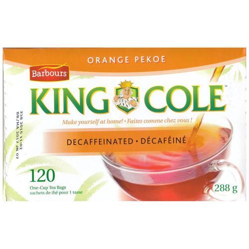 King Cole Decaf Orange Pekoe Tea Bags