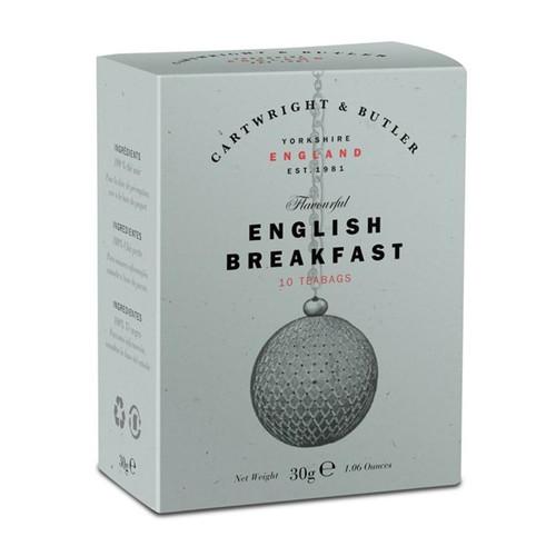 Cartwright & Butler English Breakfast Tea Bags