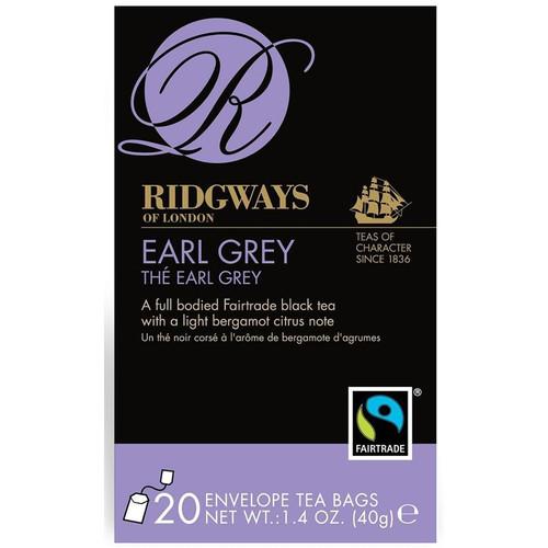 Ridgways Earl Grey Tea Bags