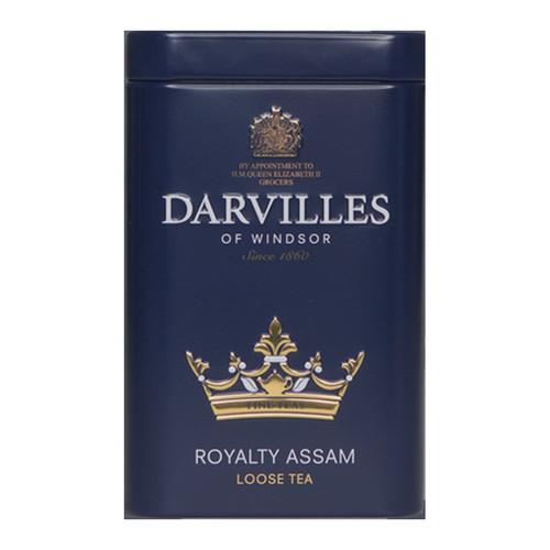 Darvilles of Windsor Royalty Assam Loose Tea in Caddy