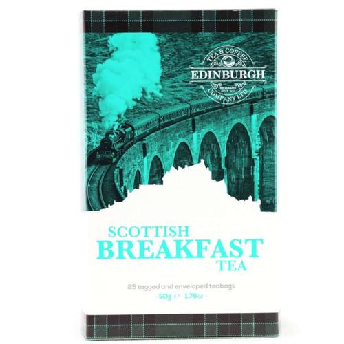Edinburgh Scottish Breakfast Tea Bags