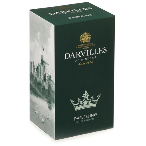 Darvilles Darjeeling Tea Bags