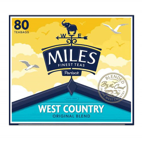 Miles West Country Original Tea Bags