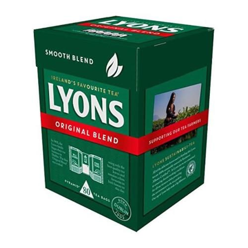 Lyons Original Tea Bags