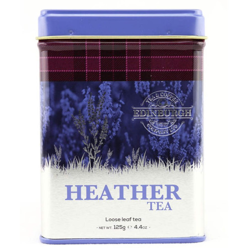 Edinburgh Heather Loose Tea in Caddy