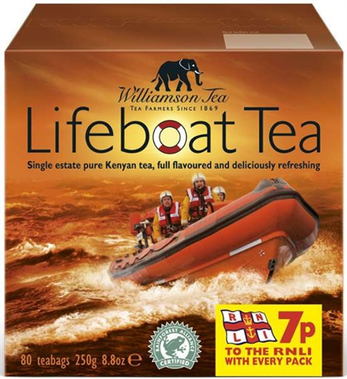 Lifeboat Tea Bags