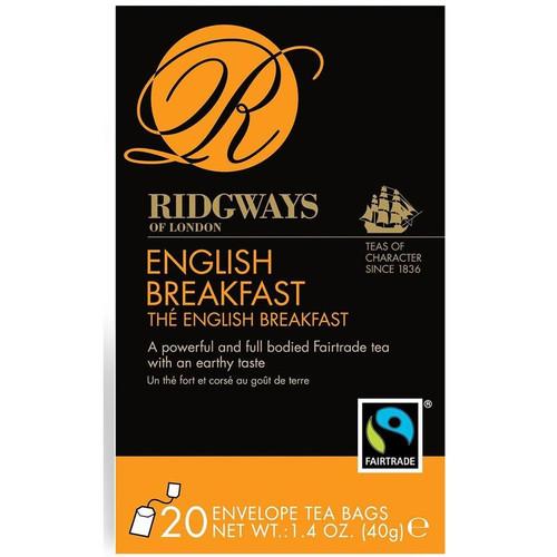 Ridgways English Breakfast Tea Bags