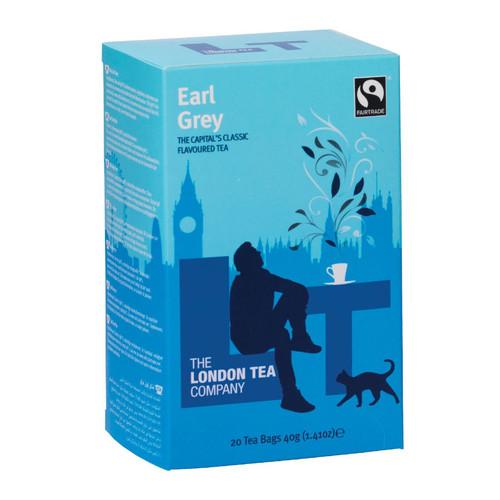 London Tea Company Earl Grey Tea Bags