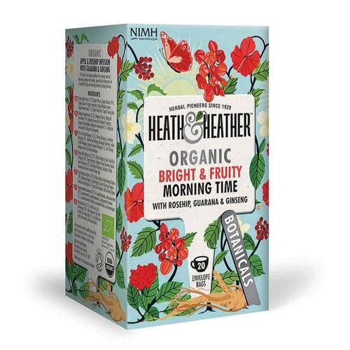Heath & Heather Morning Time Tea Bags
