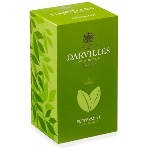 Darvilles of Windsor Peppermint Tea Bags