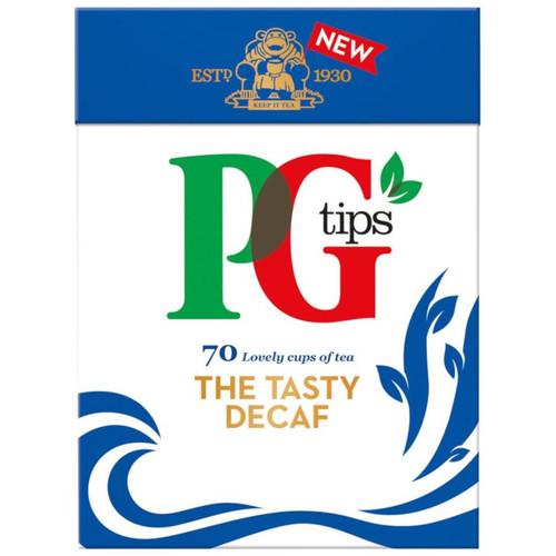 PG Tips Decaf Tea Bags