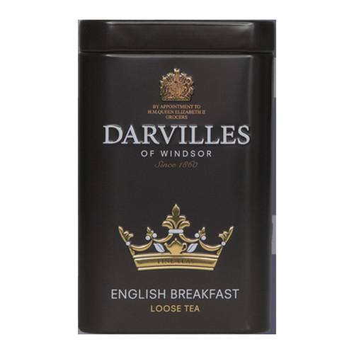 Darvilles of Windsor English Breakfast Loose Tea in Caddy