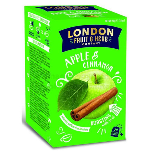 London Fruit & Herb Apple Cinnamon