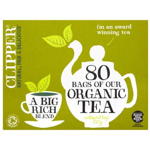 Clipper Organic Everyday Tea Bags