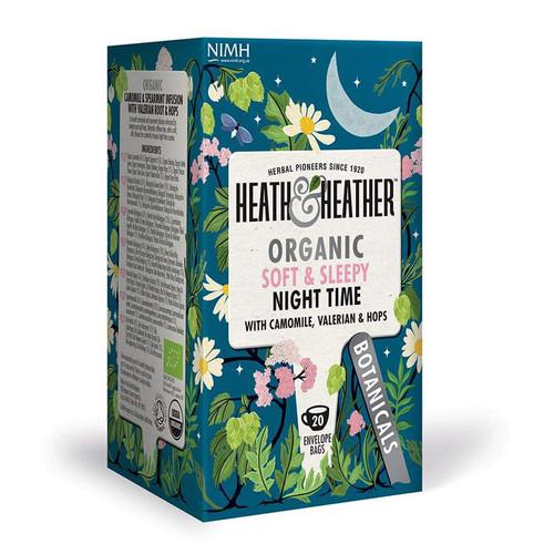 Heath & Heather Night Time Tea Bags