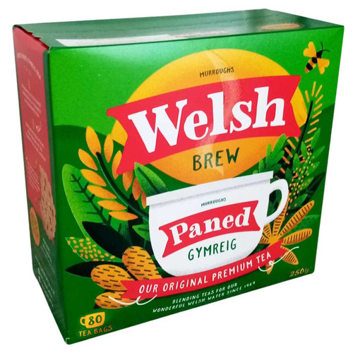 Welsh Brew Tea Bags