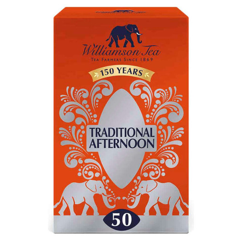Williamson Traditional Afternoon Tea Bags