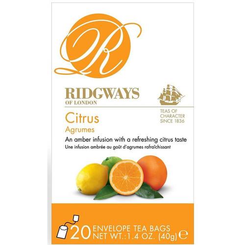 Ridgways Citrus Tea Bags
