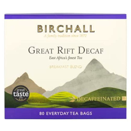 Birchall Great Rift Decaf Tea Bags