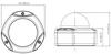 ACTi E77 10MP IR 4K Outdoor Dome IP Security Camera