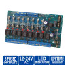 Altronix ACM8 Eight (8) Fused Outputs Access Power Controller -12-24V AC