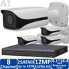 4-Camera 4K Indoor/Outdoor IP Security Camera System