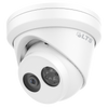 5 Megapixel (3K) InfraRed for Night Vision Outdoor Turret Network (IP) Security Camera, H.265 Plus Compression, Weatherproof, 2.8mm Fixed Lens, CMIP3352W-28
