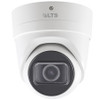 8 Megapixel (4K) InfraRed for Night Vision Outdoor Turret Network (IP) Security Camera, H.265 Plus Compression, Weatherproof, SD Card Support, 2.8~12mm Motorized (Automatic Zoom) Lens, CMIP3883NW-SZ