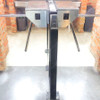 Waist Height Turnstile without Legs TS-30