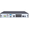 Geovision GV-SNVR0812 8-Channel 4K Network Video Recorder - No HDD Included