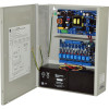 Altronix AL1024ACMCB220 Access Power Controller with Power Supply/Charger - 8 PTC Class 2 Relay Outputs
