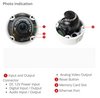 ACTi A85 2MP IR H.265 Outdoor Dome IP Security Camera with Face, People and Car Detection
