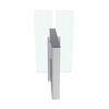 Speed Gate Touchless Slim Turnstile Diamond Series HG-400-C