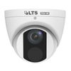 LTS VSIP3182W-28 8MP 4K H.265 Outdoor IR Turret IP Security Camera with 2.8mm Fixed Lens